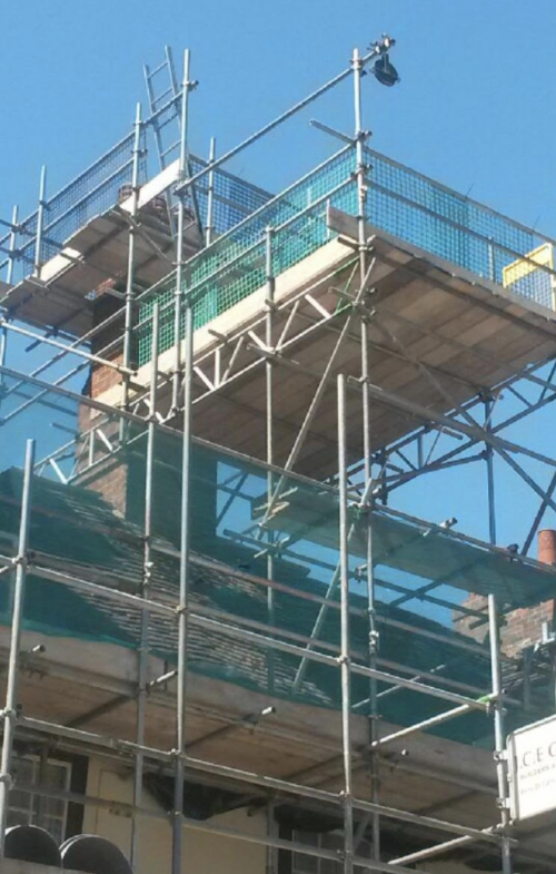 Scaffolding Services Cambridge, Bury St Edmunds, Cambridgeshire and Suffolk - KMS Scaffolding Ltd